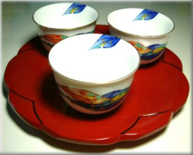 Japanese Goods Ceramics Top